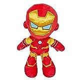 Marvel Peluche Iron Man 20 cm, juguete para niños +3 años (Mattel GYT41)
