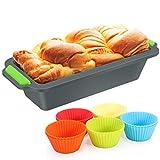 Silicona para Pan-Moldes de Panadería Tostadas...