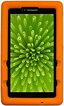 BobjGear Bobj Rugged Tablet Case for Lenovo Tab E7 (TB-7104F) Kid Friendly (Outrageous Orange)