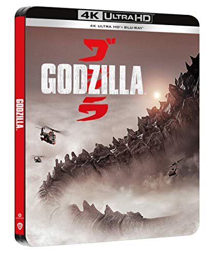Godzilla (2014) 4K UHD (S