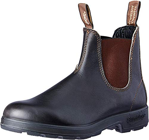 Blundstone Classic, Stivaletti Unisex – Adulto, Marrone (Stout Brown), 44 EU (10 UK)