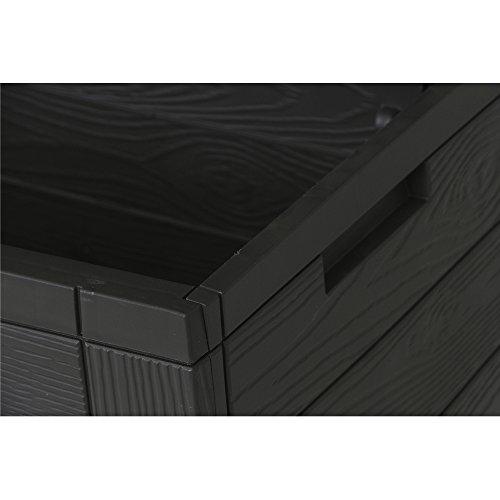 H.G. | 2025 Woody | Kissenbox | Schwarz - 7