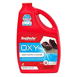 which is the best carpet cleaner detergent in the world