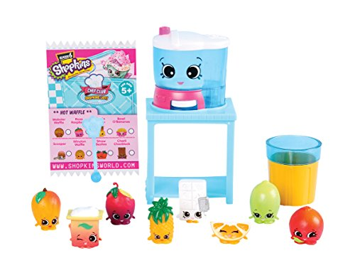 Shopkins Chef Club Deluxe Pack – Juicy Smoothie Collection