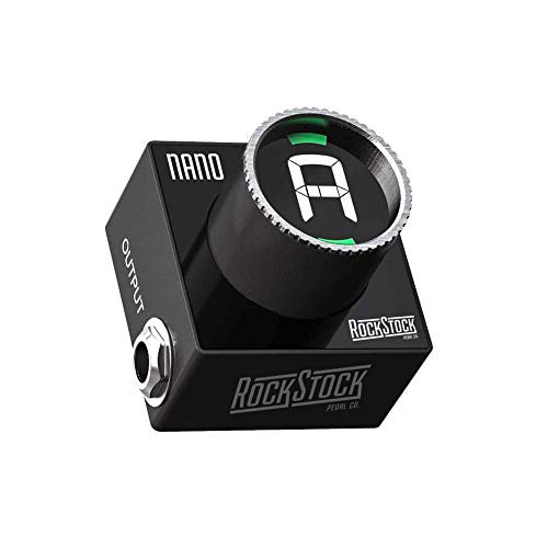 Nano Pedal Chromatic Tuner by Rock Stock Pedals