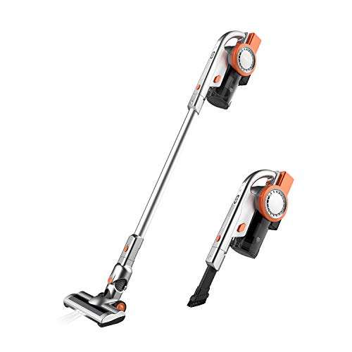 2 in 1 Cordless, Stick and Handheld Vacuum Cleaner Lightweight
