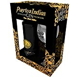 Pack Gin Pure Black Edition Puerto de Indias Botella 700ml + Copa