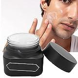 Brightening Cream for Men, Professional Toning Cream for Men Natural Skin Whitening Cream Brightening Face Cream Concealer for Blemishes 50g