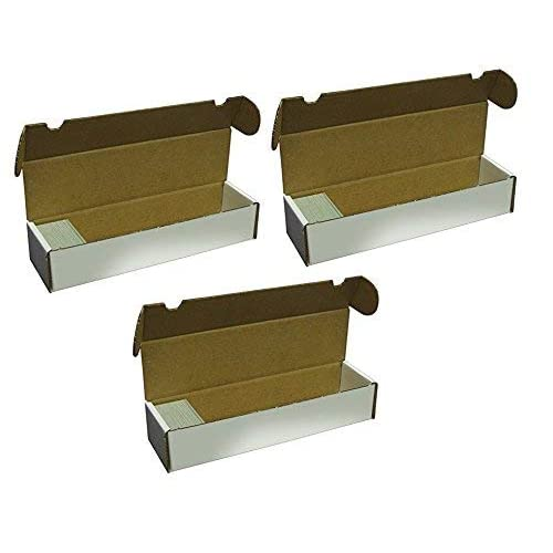Storage Boxes For Trading Card Amazoncom