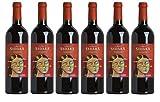 Donnafugata La Bella Sedara Sicilia DOC Vino Tinto [ 6 BOTELLAS x 750ml ]