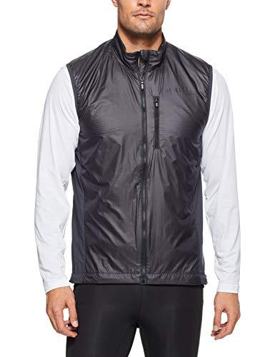 adidas Agravic Vest – Gilet, uomo, grigio (carbonio), Uomo, Carbone, L