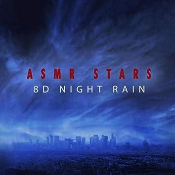 8D Night Rain