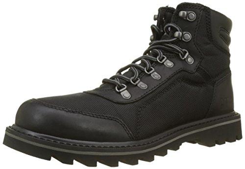 Cat Footwear Herren Gridiron Klassische Stiefel, schwarz (Mens Black Mens Black), 43 EU