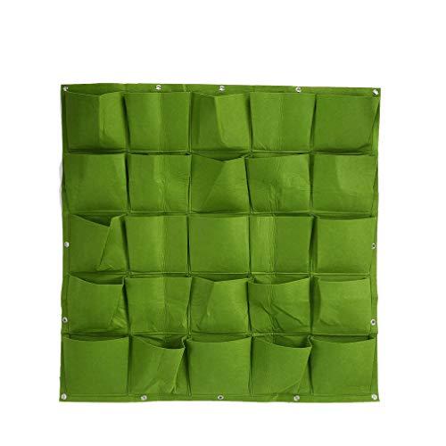 Kinshops 18/25/36 Pocket Planting Bags Plant Growth Bag 100 * 50cm/100 * 100cm/100 * 100cm