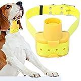 DAUERHAFT Dog Beeper Collar Dog Trainer 8 Tonos seleccionables, para Entrenar Perros