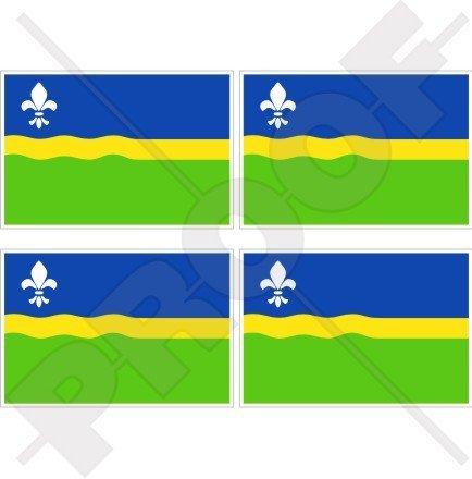 FLEVOLAND Province Vlag Nederland, Nederland 2