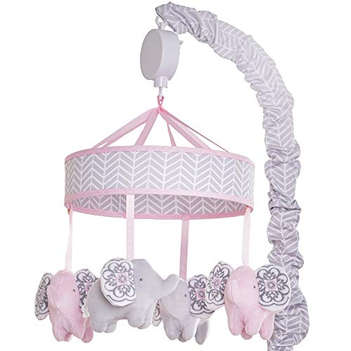 Wendy Bellissimo Baby Mobile Crib Mobile Musical Mobile -...