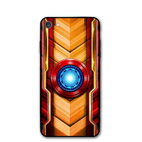iPhone 7 Case 8 Case 4.7', Carcasa de cómics para iPhone 7/8 (Iron-Man)