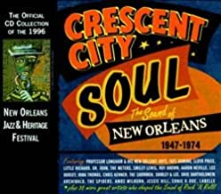 Crescent City Soul: The Sound of New Orleans (1947-1974)