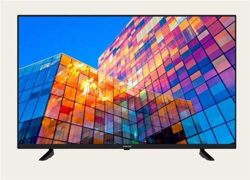 "Televisor Televisor LED Grundig 43GEU7800B 4K Smart TV UHD 43"""