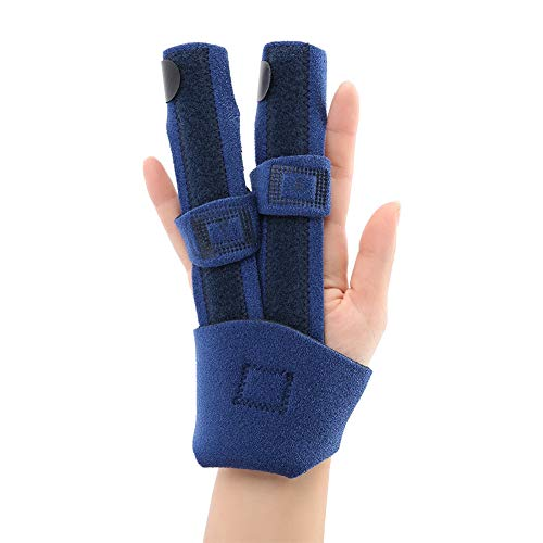 Dedo Brace Protector Dedo Mallet Brace para Cuidado Personal para Hombres