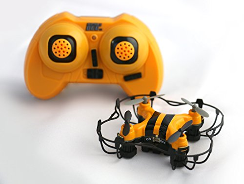 IRONQUAD Bumblebee CX Smart Mini Drone w/Propeller Guard