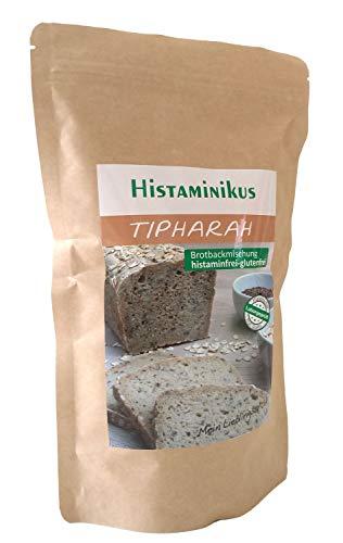 Bio-Tipharah helle Brotbackmischung | histaminfrei, glutenfrei | fodmap-bewusst | vegan