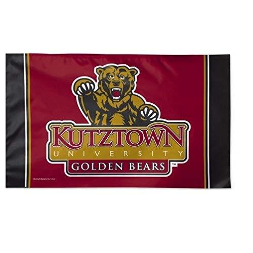 Kutztown University Golden Bears Drapeau 3 'x 5'