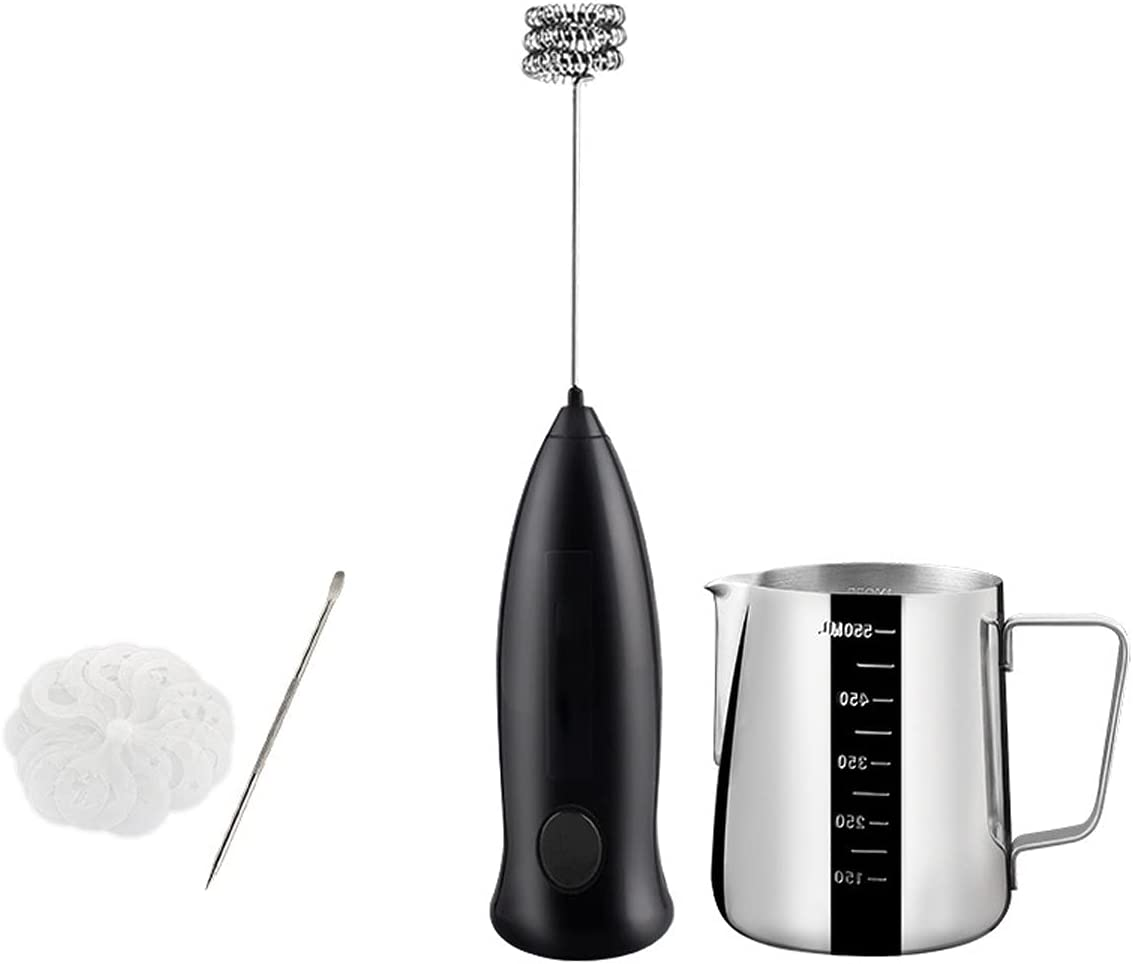 JLTX A surprise price is realized Handheld Milk Frother Electric Mixer Mini Choice Ma
