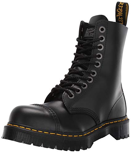 Dr.Martens 939Z Ben Black Leather Mens Boots Size 12: Amazon