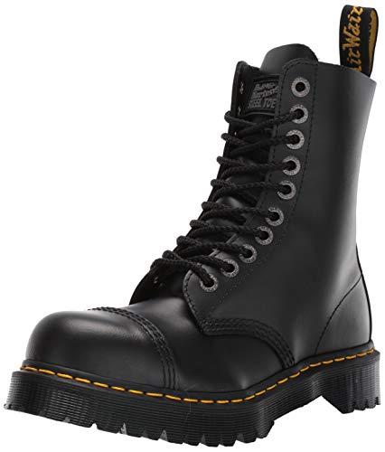 Dr. Martens Men's/Women's 8761 Boot, Black,4 UK/M 5- W 6 M US