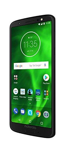 Moto G6 – 32 GB – Unlocked (AT&T/Sprint/T-Mobile/Verizon) – Black - Prime Exclusive Phone