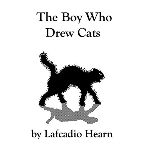 The Boy Who Drew Cats audiobook cover art