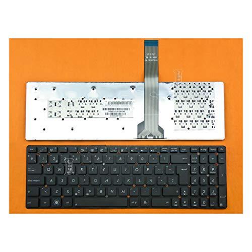 IFINGER Teclado ESPAÑOL portatil ASUS K55 K55A K55DE