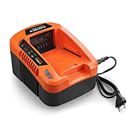Chargeur rapide de batterie 5A 40 V FUXTEC EC50