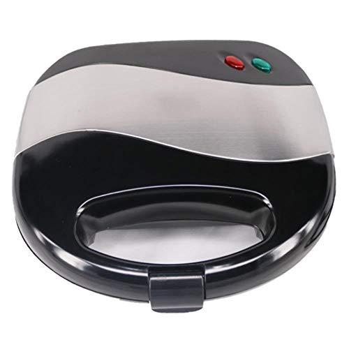 LinZX La máquina Torta de Pan de Coche eléctrico automático de la Nuez nueces Mini Galleta tostadora Horno de cocción pequeño Plato de Hierro
