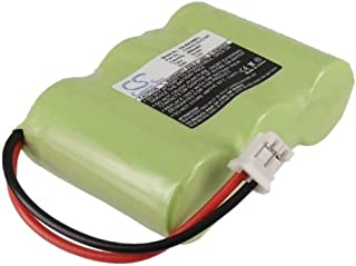 Cameron Sino 600mAh/2.16Wh Battery Compatible with Alcatel 2070, 2570, Altiset Comfort, Daytona, Easy, Vocal, Eole 100, Eole 200, Eole 300 and Others