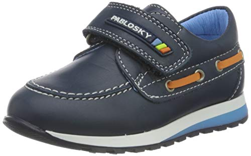 Pablosky Baby Jungen Lauflernschuhe, Blau (Azul 082726), 28 EU