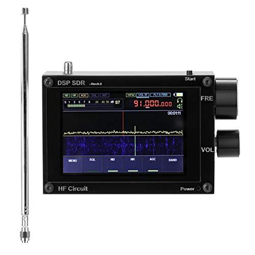 50kHz-200MHz, 400MHz-2GHz 3,5-Zoll-Touching-IPS-Bildschirm SDR-Empfänger HAM-Software Defined Radios Malachite DSP-Software Defined Radio Registered Version