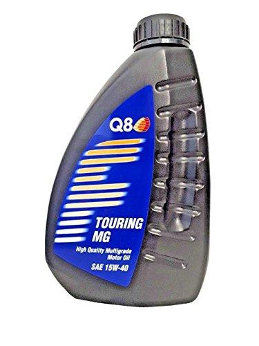 Q8 Motoröl Formula Touring MG Multigrado mineralisch 15W-40 1 Liter