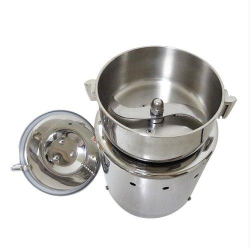 小型製粉機 安全スイッチ標準装備 900cc 米粉作り、乾燥野菜をパウダーに!