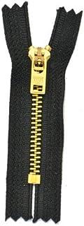 """ZipperStop Wholesale Authorized Distributor YKK® 4"""" Jean Zi"""