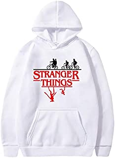 Stranger Things Hoodie for Unisex Long Sleeve Pullover size XXXL