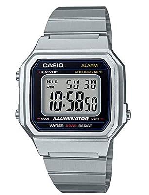 Casio–Reloj Casio Collection Acero (b650wd-1aef)