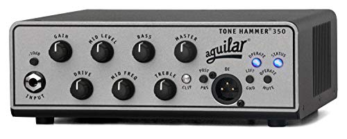 AGUILAR 超軽量・コンパクトボディ ベース・アンプ・ヘッド Tone Hammer 350