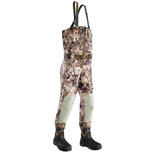 SITKA Gear Delta Zip Wader Optifade Waterfowl XX Large 11 Boot