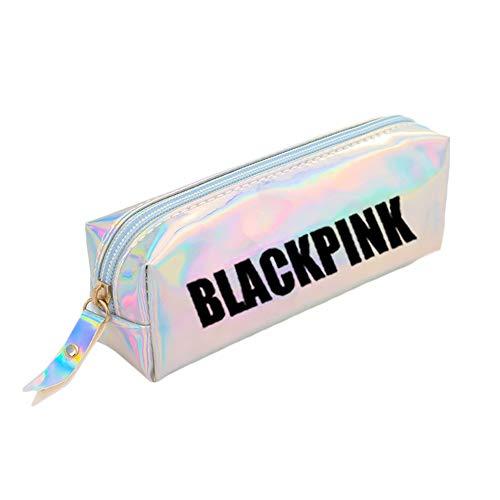 Blackpink Estuche de Lápices Estuche de lápices Multicolor Brillante Caja de...