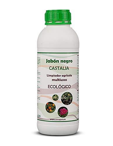 Castalia - Jabón negro, 1 Litro