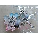 日本スケート連盟×手塚プロダクション アクリルキーホルダー パズルキーホルダー 坂本花織