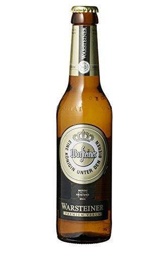 【ルフトハンザ航空御用達】ヴァルシュタイナー ピルスナー 330ml 瓶×12本